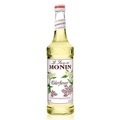 Jarabe de Sauco (Elderflower) Monin Premium 1L
