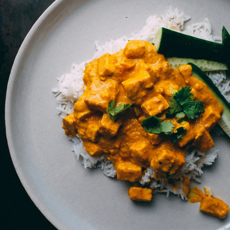 Preparar Pollo al Curry - Una receta fácil y deliciosa.