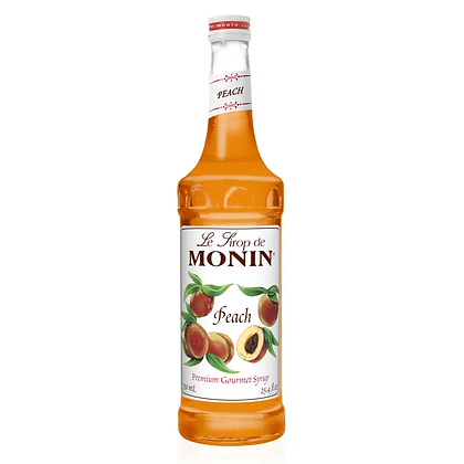 Jarabe de Durazno Monin Premium 1L