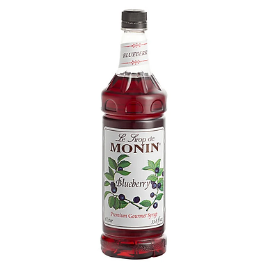 Jarabe de Mora Azul Monin Premium 1L