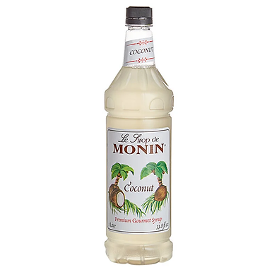 Jarabe de Coco Monin Premium 1L