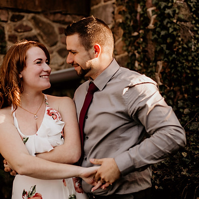 Lauren & Stephen | ENGAGED