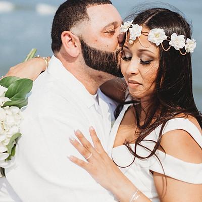 Michelle & Wally | WEDDING