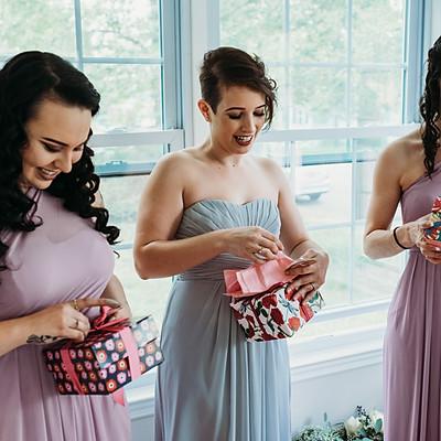 Marc & Ally | WEDDING PREP