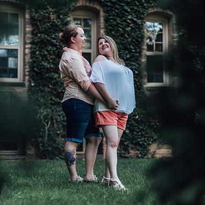 Julie & Renee