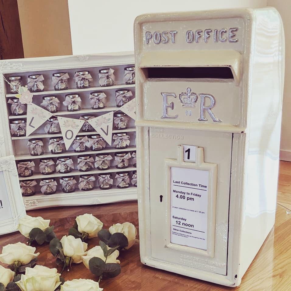 Royal Mail Post Box - Copy