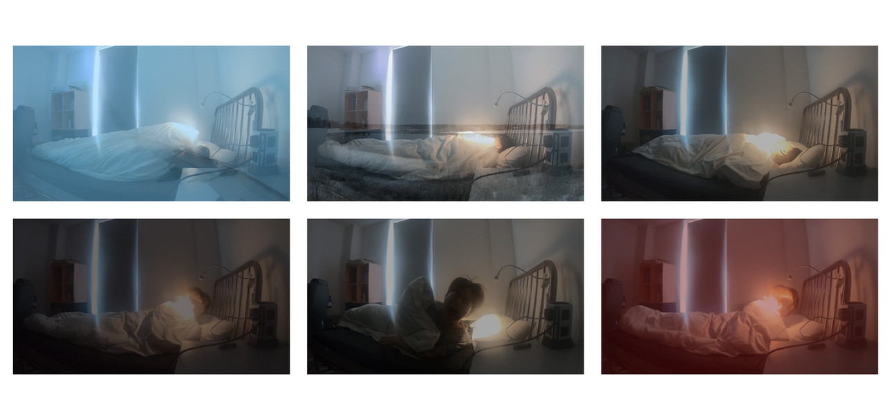 Sleep aralysis