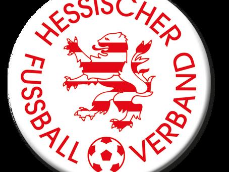 Pressemitteilung 43/20 Hessischer Fußball-Verband e.V.