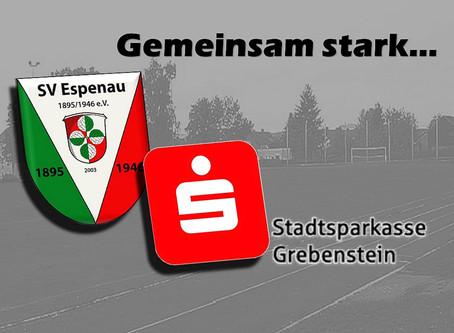 """""""Stadtsparkasse unterstützt SVE Fußballer"""""""
