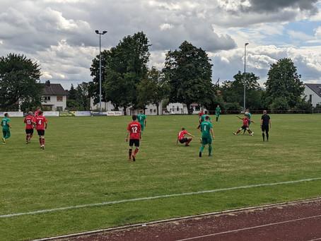 1.Mannschaft unterliegt im Kreispokal-Achtelfinale!