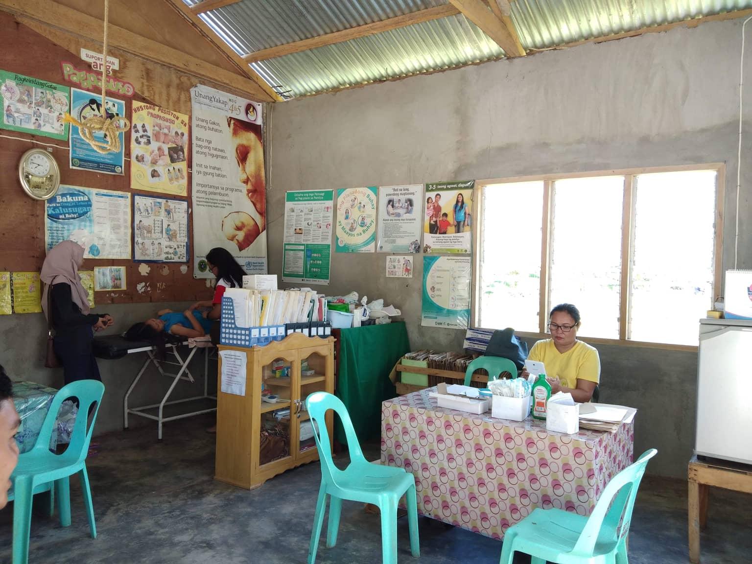 Health Center Activities