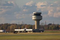 John C. Munro Airport Control Tower