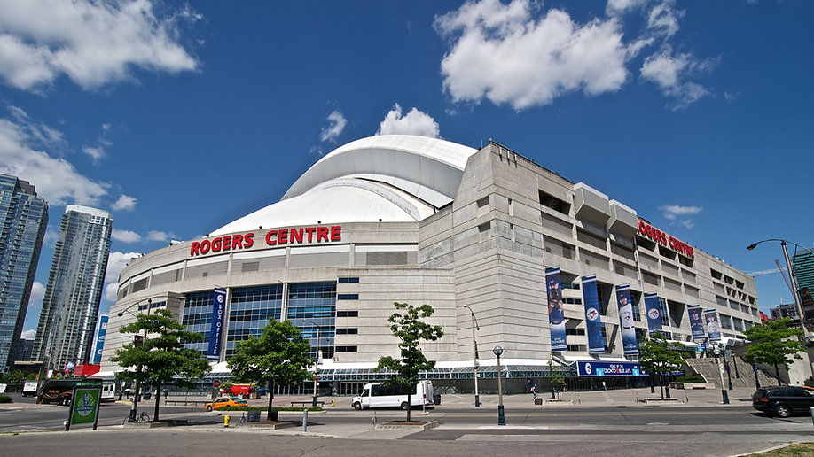 Rogers Centre Toronto Ontario