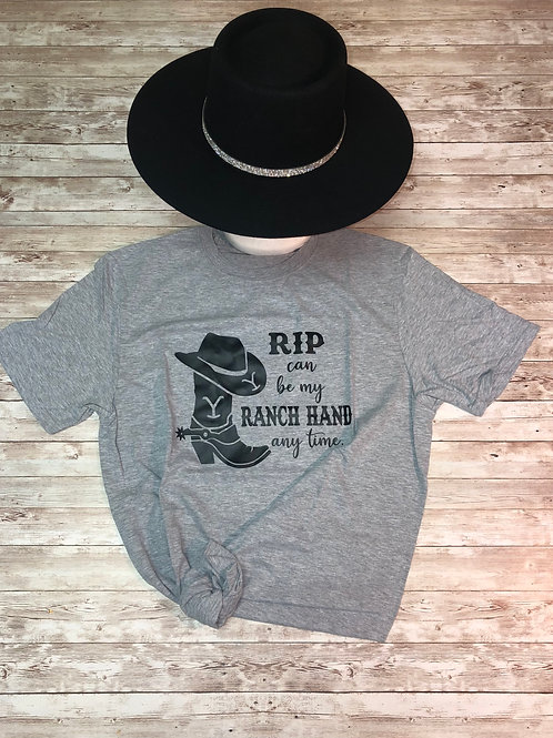 RIP Can Be My Ranch Hand Anytime.