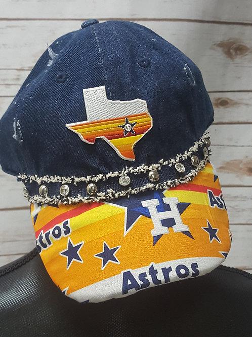 Astros Rainbow Cap