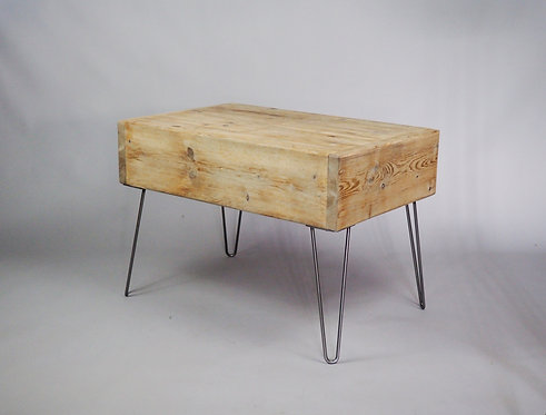 CLARKE Barnwood Coffee Table
