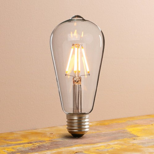 DIMMABLE E27 Edison industrial retro light bulb
