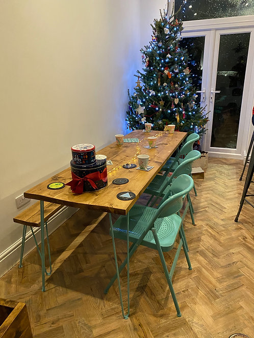 BURGESS Dining set