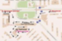 Карта проезда в офис КФ Микроскоп Плюс (Яндекс)