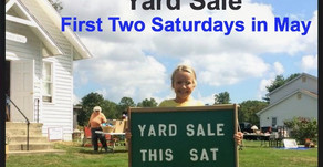 Yard Sale at Lower Marlboro