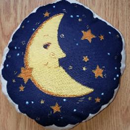Moon & Star Pillow