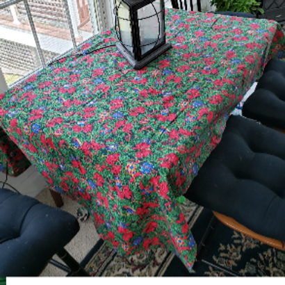 Table Cloth - Christmas Pine
