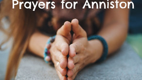 Prayer Vigil for Anniston