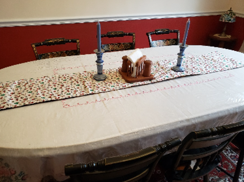 Table Runner - Thanksgiving Harvest