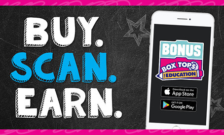 Box Tops for Education Program Changes