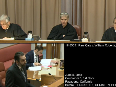 Caiz wins on Appeal from Rick Ross MASTERMIND ruling