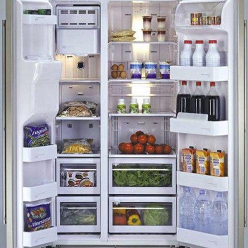 Refrigerator Deep Clean