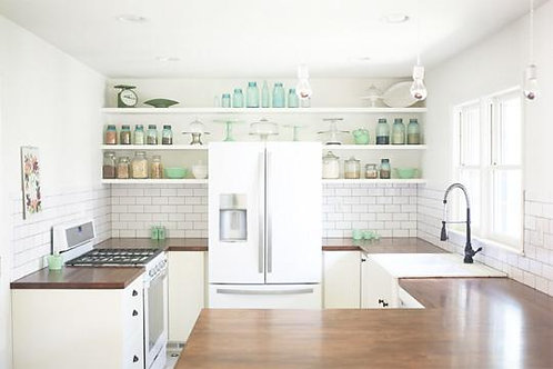 Clean Standard Kitchen