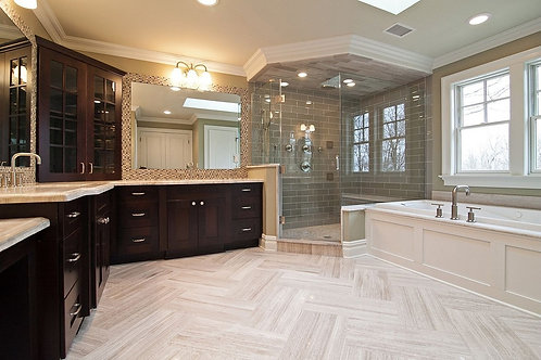 Guest House - Clean Master Bathroom
