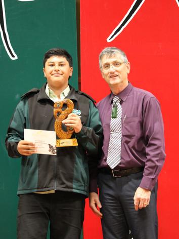Tupu-aa-rangi Award: Hauraki Hira