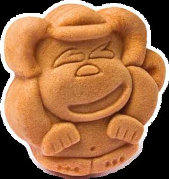 Funcake of monkey