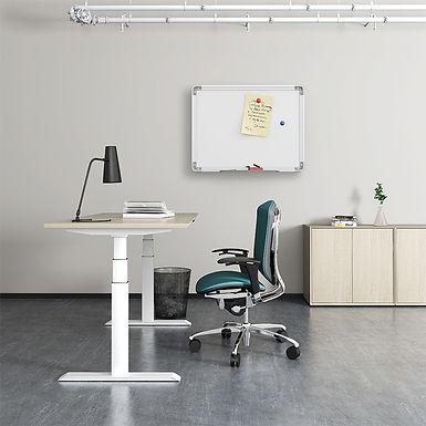 Frank Tech Height Adjustable Computer Desk Standing Office Desk