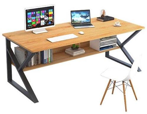 Single Simple Design Home Office Computer Desk
