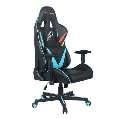 Big Size High Back Ergonomic Comfortable PU Leather Gaming Chair with Footrest