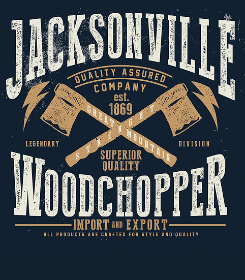 Jacksonville Woodchopper