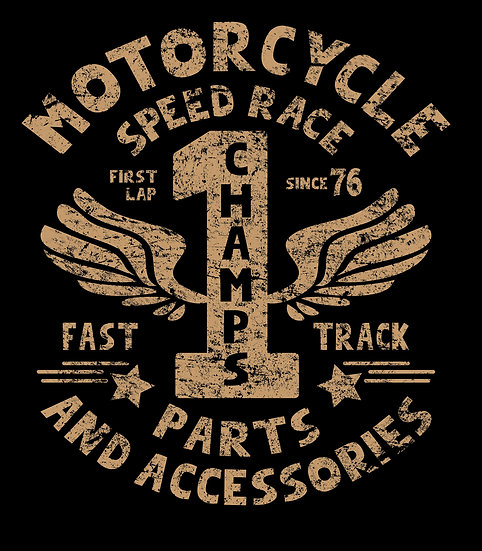 Motorcycle Speer Racer Parts 1976