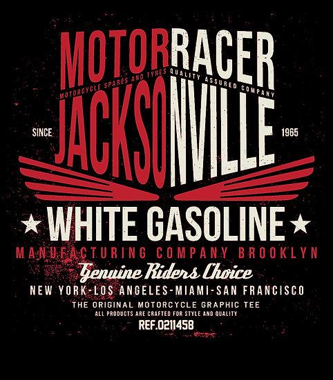 Jacksonvill White Gasoline