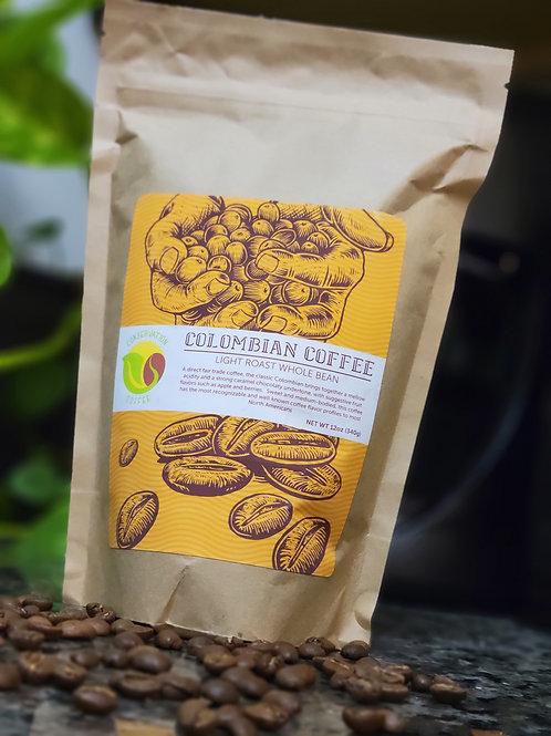 Organic Colombian Coffee 8oz