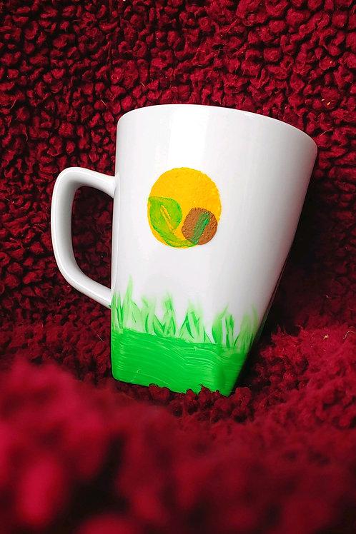 Hand Painted Coffee Mugs