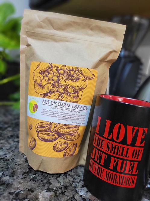 Organic Colombian Coffee 12oz