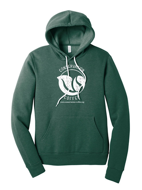 Conservation Coffee Hooded Sweatshirt