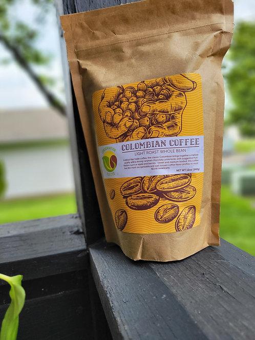 Organic Colombian Coffee 2lbs.