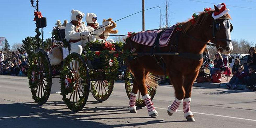 Parker Carriage Parade (CDS Event)