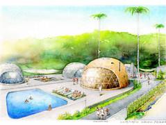 直島グランピング計画