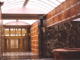 Lobby Mode of Carnegie Hall Tower by Keizo Tasaka