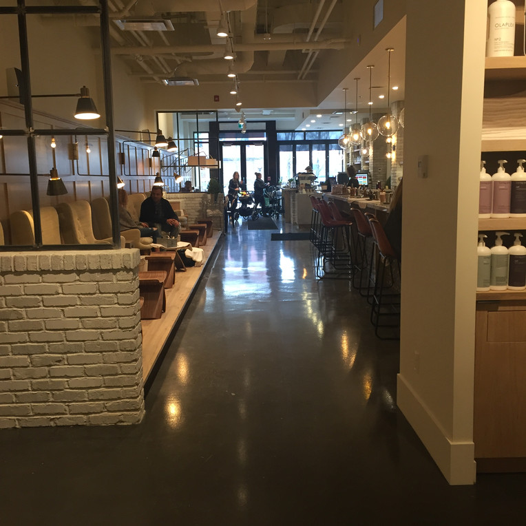 Beauty meets style at Distilled in Marda Loop